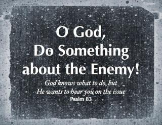 Psalm 83 God knows