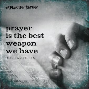 Psalm 83 prayer is the weapon