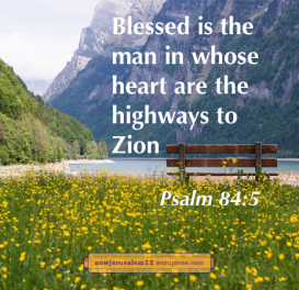 Psalm 84 5