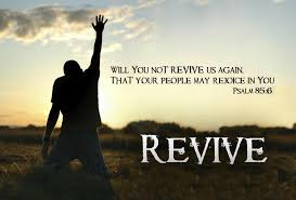 Psalm 85 revive