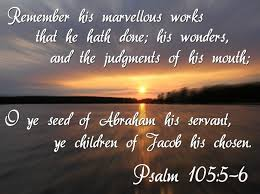 Psalm 105 praise