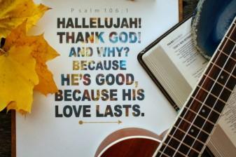 Psalm 106 good