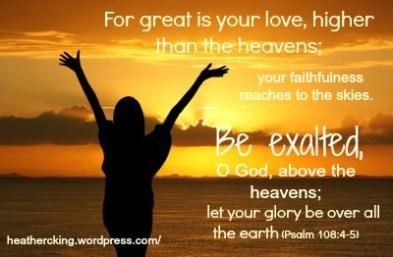 psalm 108 4
