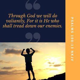 psalm 108 it is god