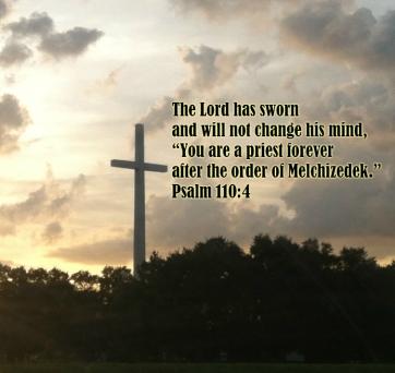 psalm 110 cross