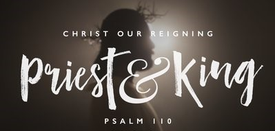 psalm 110 jesus is