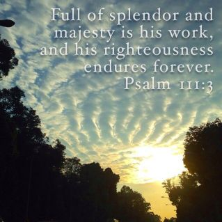 psalm 111 3