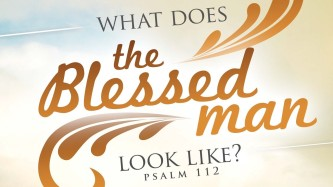 psalm 112 blessed man