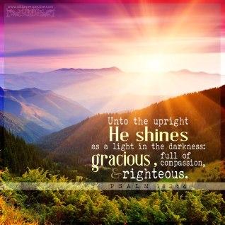 psalm 112 shine