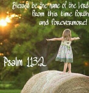 psalm 113 2