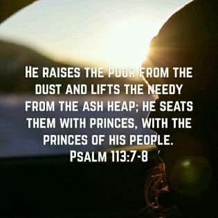 psalm 113 7
