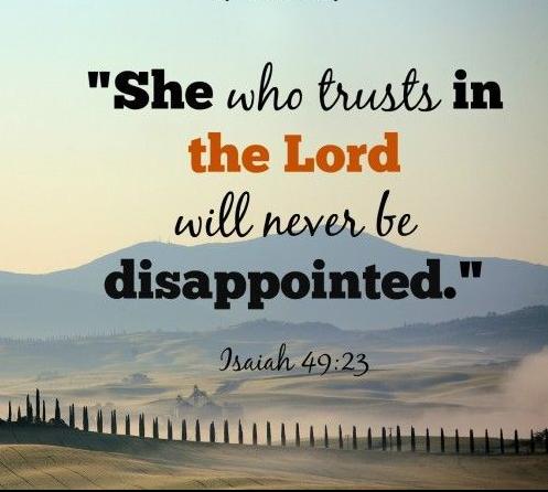 psalm 119 128 trust