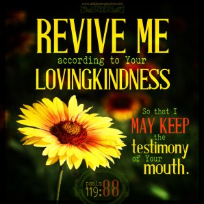psalm 119 88