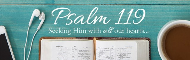 psalm 119 all our hearts