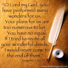 psalm 119 all that god is