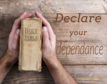 psalm 119 dependence
