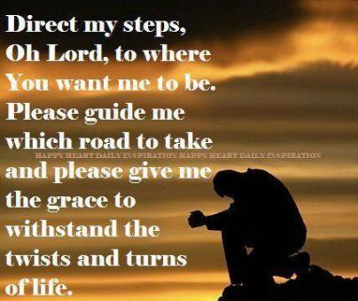 psalm 119 direct my steps