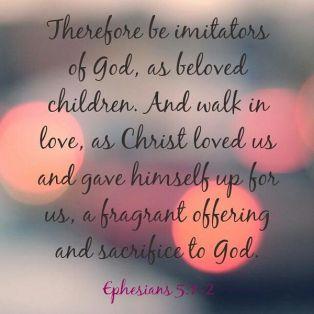 psalm 119 love like jesus