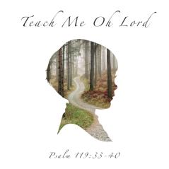 psalm 119 teach me