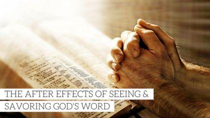 psalm 119 word