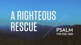 Psalm 119 160