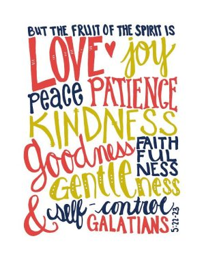Psalm 119 161 Galatians ref