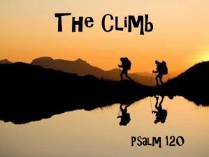 Psalm 120 the climb