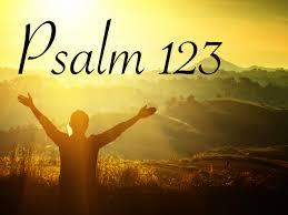 Psalm 123 praise
