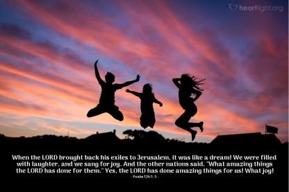 Psalm 126 1