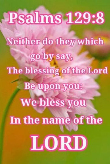 Psalm 129 bless you