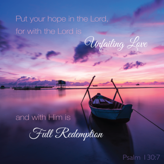 Psalm 130 full redemption