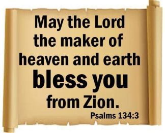 Psalm 134 3