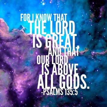Psalm 135 5