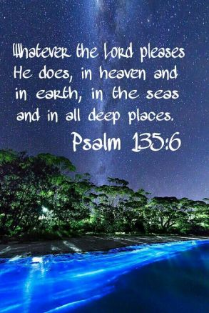 Psalm 135 6