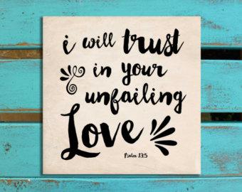 Psalm 135 trust