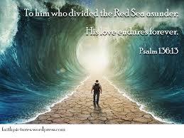 Psalm 136 forever
