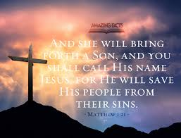 Matthew 1 save