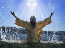 Matthew 3 Jesus