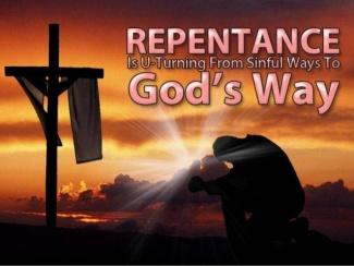 Matthew 3 repent