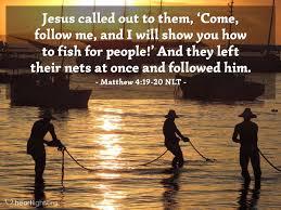 Matthew 4 fishers