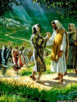 Matthew 4 healing joy