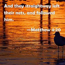 Matthew 4 left