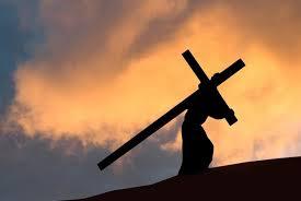 Matthew 8 cross