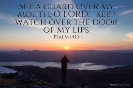 Psalm 141 3