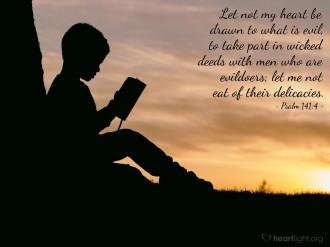 Psalm 141 4