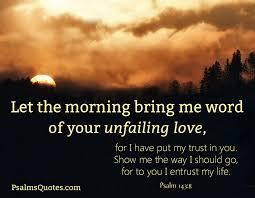 Psalm 143 life