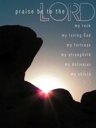 Psalm 144 Rock