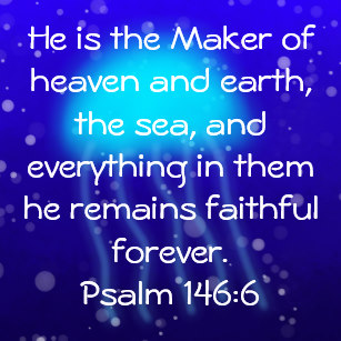 Psalm 146 6
