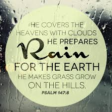 Psalm 147 8