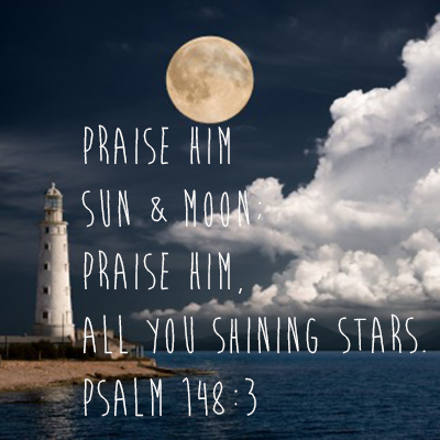 Psalm 148 3